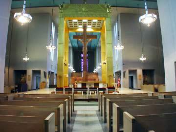 St. Joe's Interior