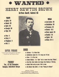 Henry Newton Brown