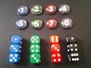 Dice-Counters