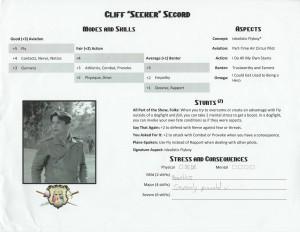 Cliff Secord