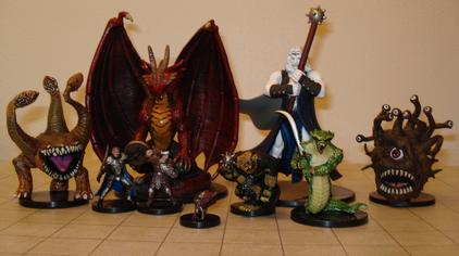 GURPS Monsters and Foes – Game Geekery