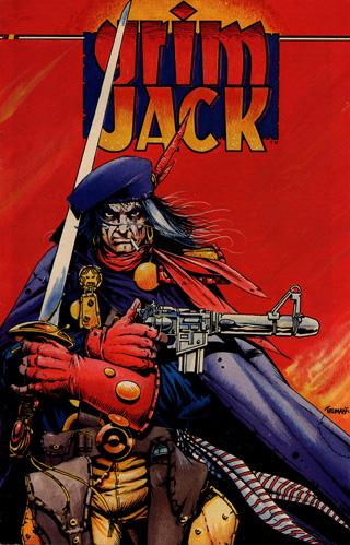 GrimJack Logo